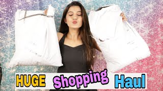 Huge Winter Shopping Haul | Very Affordable Sweater, Dress, Jackets Ft. Rosegal | Super Style Tips