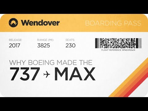The Economics That Made Boeing Build the 737 Max
