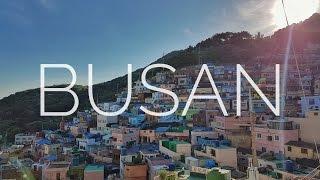 BUSAN [KOREA] - Beach and Food!
