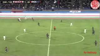 WAC vs PSG les moments forts !!! 2017 Video
