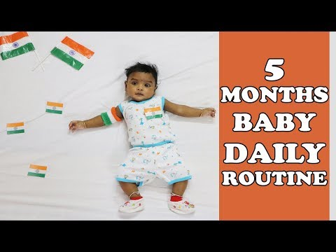 5-months-baby-daily-routine/a-day-in-the-life-of-a-5-months-baby/daytime-babyroutine