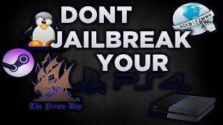 5 REASONS NOT TO JAILBREAK PS4 (YET)
