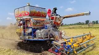 รถเกี่ยวนวดข้าว-ศุภกรเจริญ-การช่าง-2018-combine-harvester