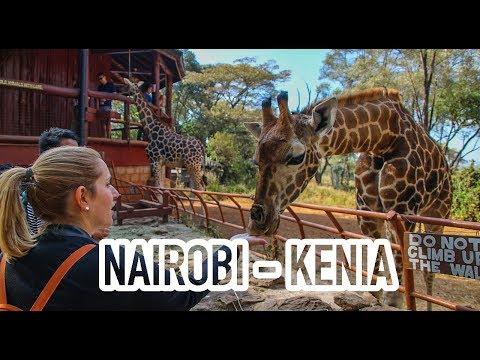 24 Horas En Nairobi / Giraffe Center