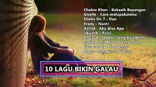 10 Hits Lagu Pop Indonesia Versi Akustik Bikin Galau 2018