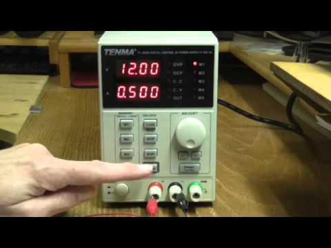A Look Inside A Lavolta Variable Dc Power Supply Doovi