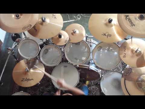 Immigrant song- Led Zeppelin (Drum cover)