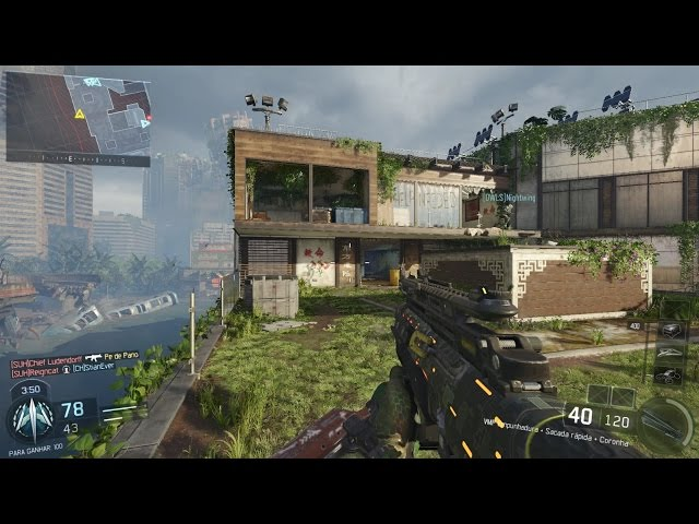 Call of Duty Black Ops 3 Gameplay - GTX 970 | 1080p 60fps