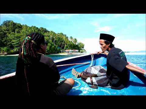 Pulau Saonek Monde | Kota Waisai - Raja Ampat