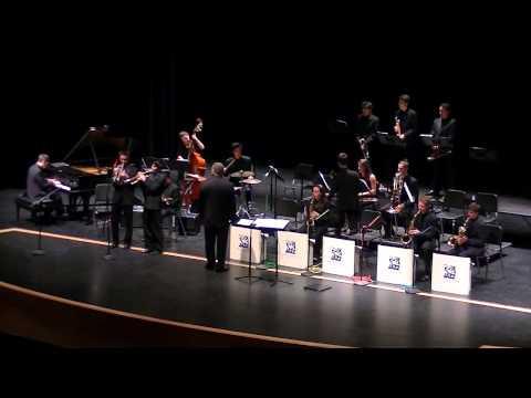 "Band 1 ""Farewell to Seniors"" Performance - 06-14-2015"