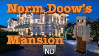 Norm Doow's Mansion E.p.24 (storage Room And Coat Rack!)