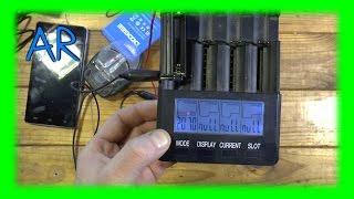 Тест аккумулятора и зарядного устройства DOOGEE X5  (самый лучший бюджетный смартфон)(, 2016-03-09T00:46:05.000Z)