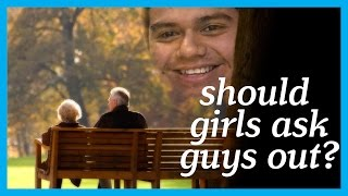 should girls ask guys out