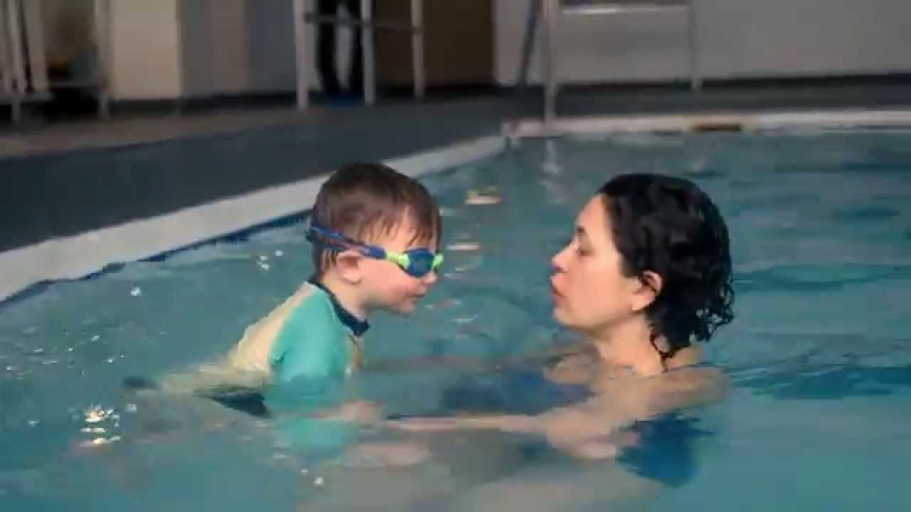 Swimming Lessons For Kids Youtube