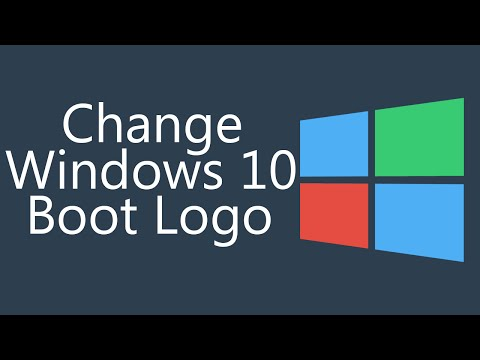 CUSTOM Windows 10 Boot Logo! [How To]!