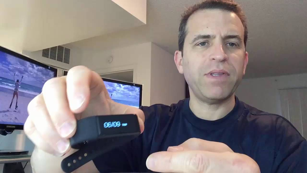 Fitness Tracker Smart Bracelet Review Youtube