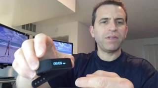 fitness tracker smart bracelet review