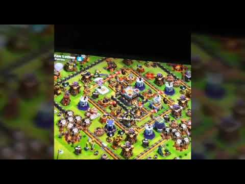Can level 5 Wizard destroy level 7 cannon one gear up and one non gear up !!