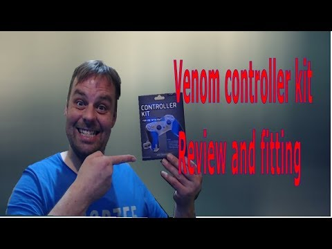 Venom Controller Kit, Review And Fitting.