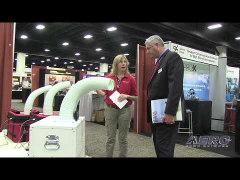 Aero-TV: Cooling Your Airplane - Portable A/C Systems for GA Aircraft
