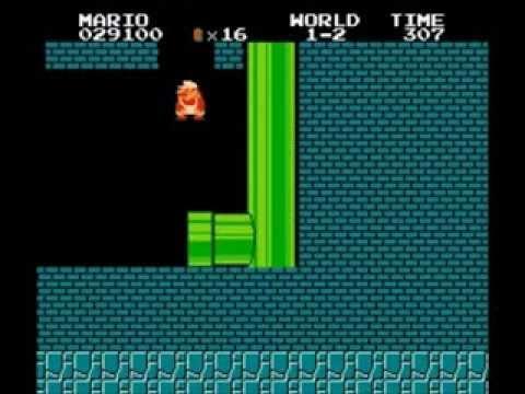 Super Mario Bros 9: Warp Zes & The Minus World
