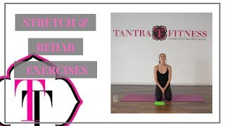 Stretch and Rehab Exercise for Pole Dancers