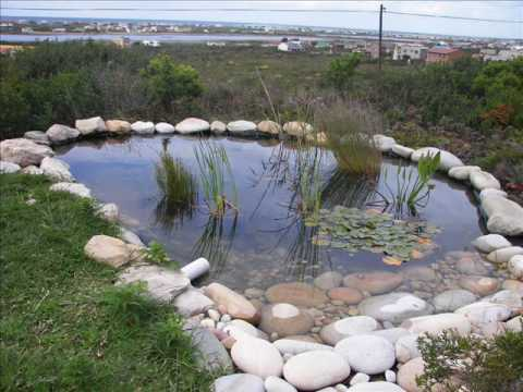 Fish pond easy qiuck and cheap wmv youtube for Simple koi pond