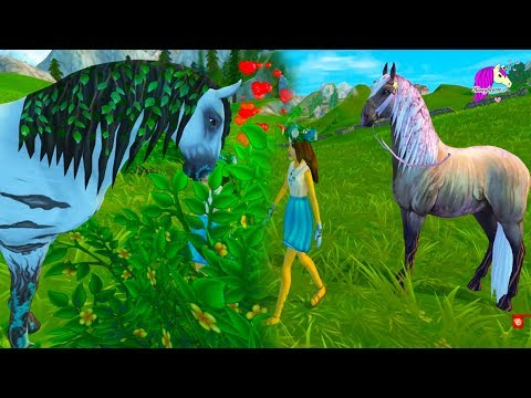 New Magic Color Changing Horses ! Star Stable Online Horse Game Video