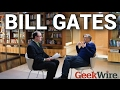 Bill Gates - The GeekWire Interview