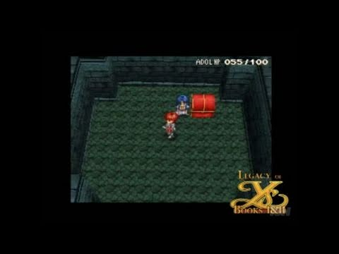 Legacy of Ys: Books I & II Nintendo DS Gameplay -