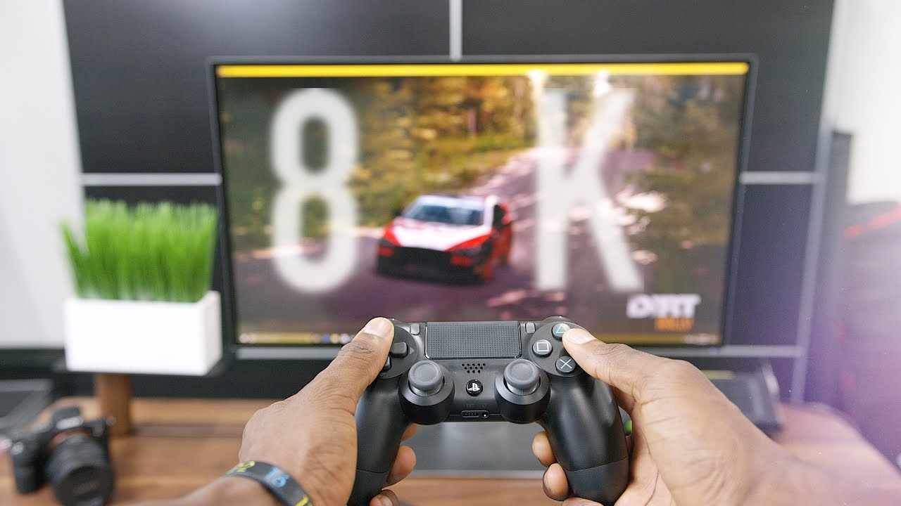 The Dell 8K Monitor: Gaming in 8K?