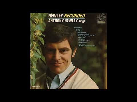 Anthony Newley ~ I Have Dreamed (From the Musical Production,
