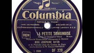Joséphine Baker   La Petite Tonkinoise