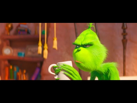 movie minute the grinch leads trio of new releases - How The Grinch Stole Christmas Youtube
