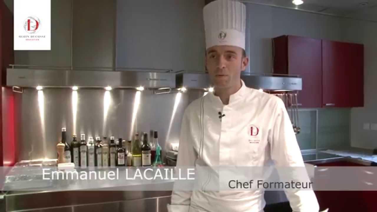 Alain Duce Education - Reconversion professionnelle en cuisine ... on