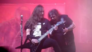 "Exodus - ""Salt The Wound"" - Live 04-01-2015 - The Regency - San Francisco, CA"