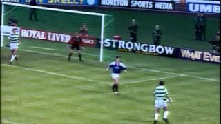 Season 1992-93 - Celtic Vs Rangers (7th November 1992)