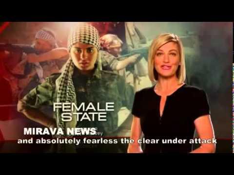 Women Fighters in Kobane & Aleppo