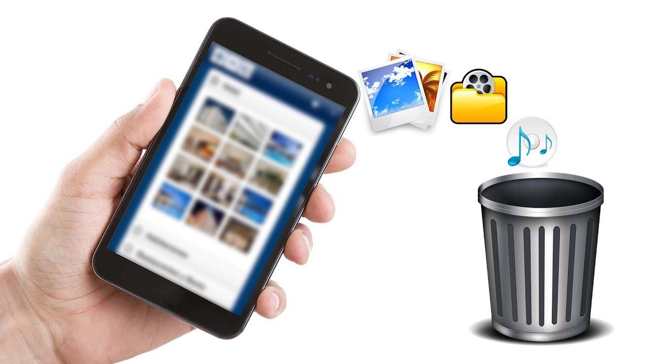 recuperar foto de papelera iphone