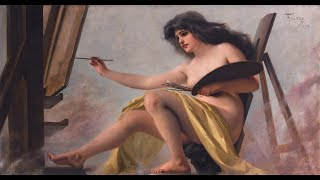 Classical Music Collection Vol.1 // With Paintings