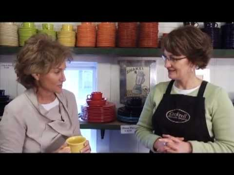 "Cockrelle Mercantile is ""In the Kitchen with Bonnie"""