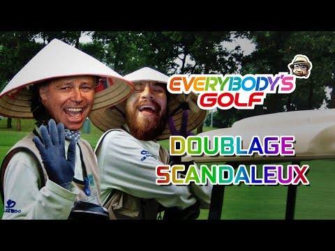 EVERYBODY'S GOLF (PS4) - Doublage Scandaleux !