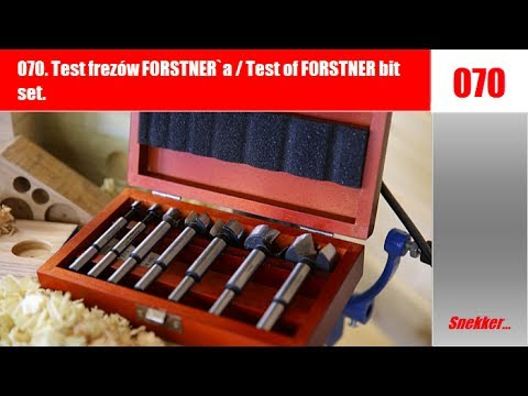 070 test frez w forstner a test of forstner bit set. Black Bedroom Furniture Sets. Home Design Ideas