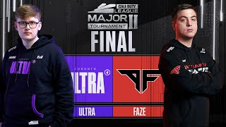 Major Final | @Toronto Ultra vs @Atlanta FaZe | Stage II Major Tournament | Day 5