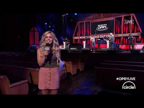 Live On The Grand Ole Opry