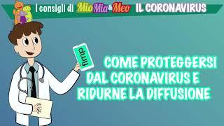 Mio, Mia & Meo: spieghiamo il Coronavirus ai bambini più grandi