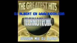 Technotronic Special Mix Session DJ Albert