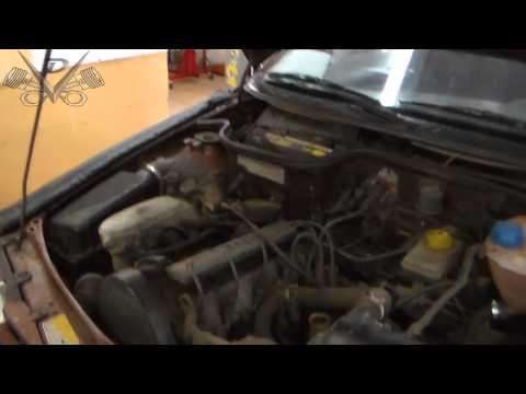 Oficina Mecânica - 30-04-2014 - VW Gol G2 1.6 8v AP. 1998 - Gol G3 1.0 8v. EA111 2005