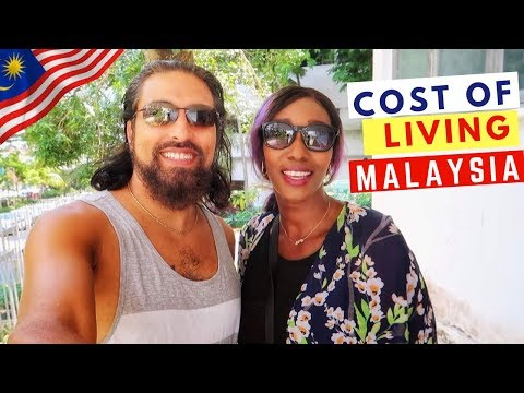 Malaysia Cost Of Living 🇲🇾 Monthly Expenses 💰 Is Malaysia Cheap  🤔