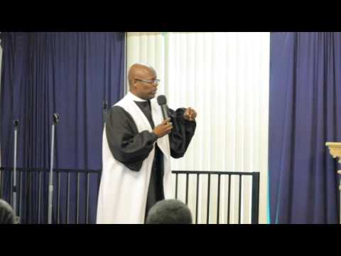 """Pastor Ronnie K. Hillman """"Having A Waiting Room Experience"""""""